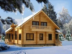 Утепление дома из бруса 150х150 снаружи и изнутри