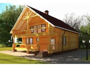 Фото: Утепленный дом